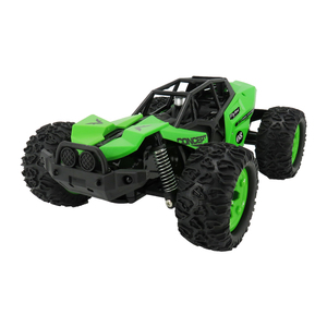 Flytec 8890 Super High Speed Drift Monster Truck Electric Off-Road Vehicle Remote Control Car Green