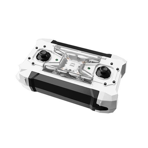Flytec SBEGO 124 Mini Pocket Drone 4CH 6Axis Gyro Switchable Controller Quadcopter Drone RTF White