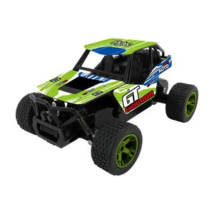 Flytec 8893 1/18 Radio Control High Speed King RC Racing Car Rock Crawlers Monster Truck Green