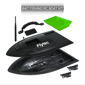 Flytec 2011-5 500M Fish Finder RC Fishing Bait Boat DIY  Assembly Repair KIT For Transform Green
