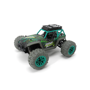 Flytec 8886 36KM/H High Speed RC Racing Drift Car 4WD Mountain Climbing Car Green