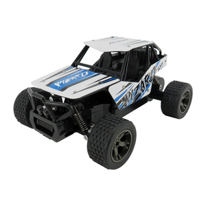 Flytec 8893 1/18 Radio Control High Speed King RC Racing Car Rock Crawlers Monster Truck Blue
