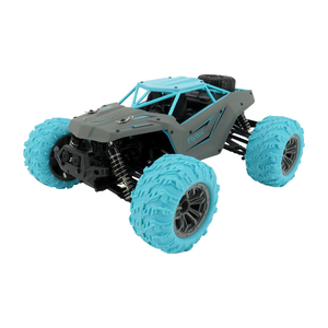 Flytec 8888 1/14 Alloy 36Km/h Super High Speed RC Racing Car Fancy Drift Car Toy Blue