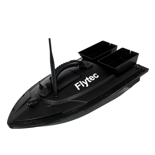Flytec 2011-5 Upgraded Version Line Sending Throw Bait Fishing Boat With Large Capacity Battery
