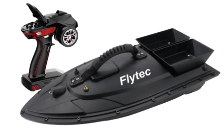 Flytec V500 Bait Fishing Boat Upgrade Version