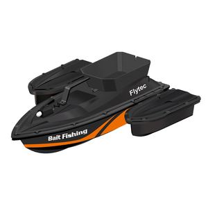 Flytec V600 Newly Upgraded Version Carp Fishing Bait Boat With Two Tanks
