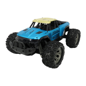 Flytec 8889 1/12 Large Size 25Km/h High Speed Drift Alloy Anti-collision Shell RC Racing Car Blue