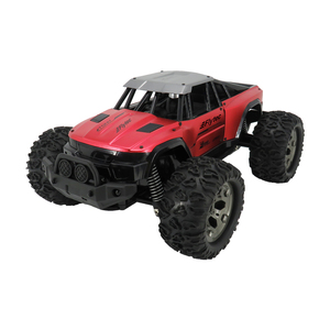 Flytec 8889 1/12 Large Size 25Km/h High Speed Drift Alloy Anti-collision Shell RC Racing Car Red