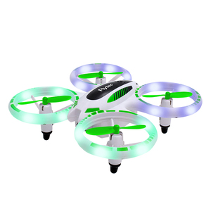 Flytec T21 2.4G Altitude Hold Mini RC Quadcopter Drone With LED Breathing Lights For Kids Or Alduts