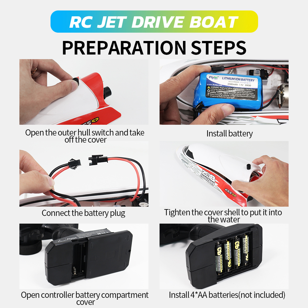 V008_Jet_Drive_System_390_Brushed_Racing_Boat_self-righting_RC_Boat_RTR_Red_02.jpg