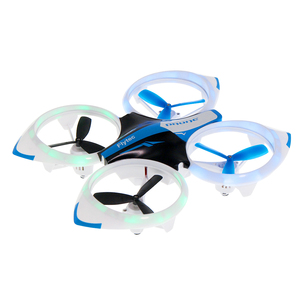Flytec T19 Amazon Hot Sale Anti-collision 3D Flip Stable Flight Blowable bubbles LED Light RC Drone