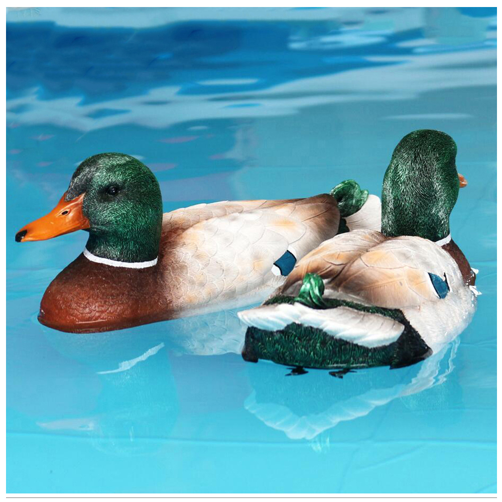 Flytec_V201_Simulation_RC_Duck_Boat_2.4GHz_Protecting_Farm_Decoy_Duck_For_Pools_Farm_Outdoor_Toy.jpg
