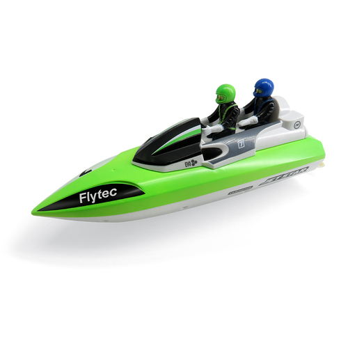 Flytec V100 Cool Design Mini RC Boat Kids Outdoor/Indoor Summer Beach Toy Boat