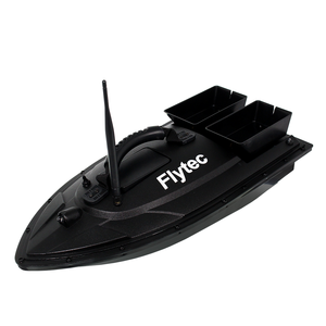 Flytec 2011-5 500M Hook Line Sending Throw Bait Fishing Boat With Large Capacity Battery
