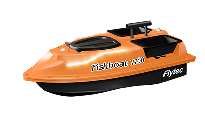 Flytec V700 GPS Brushless Sea Fishing Boat